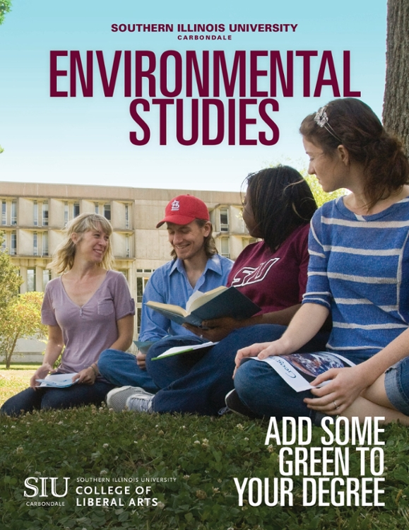 link to environmental studies brochure