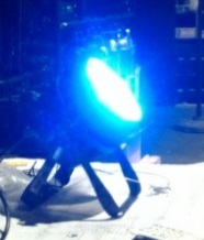 LED lights used in the Theater Department