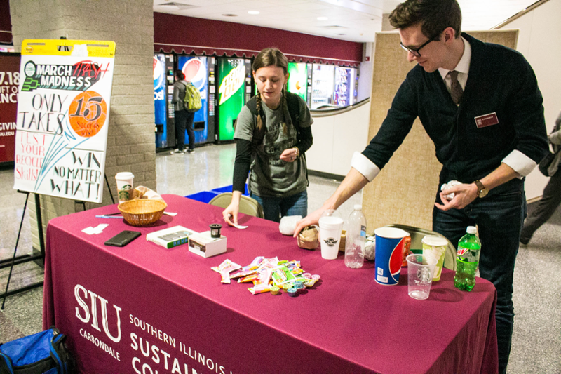 Sustainability student table