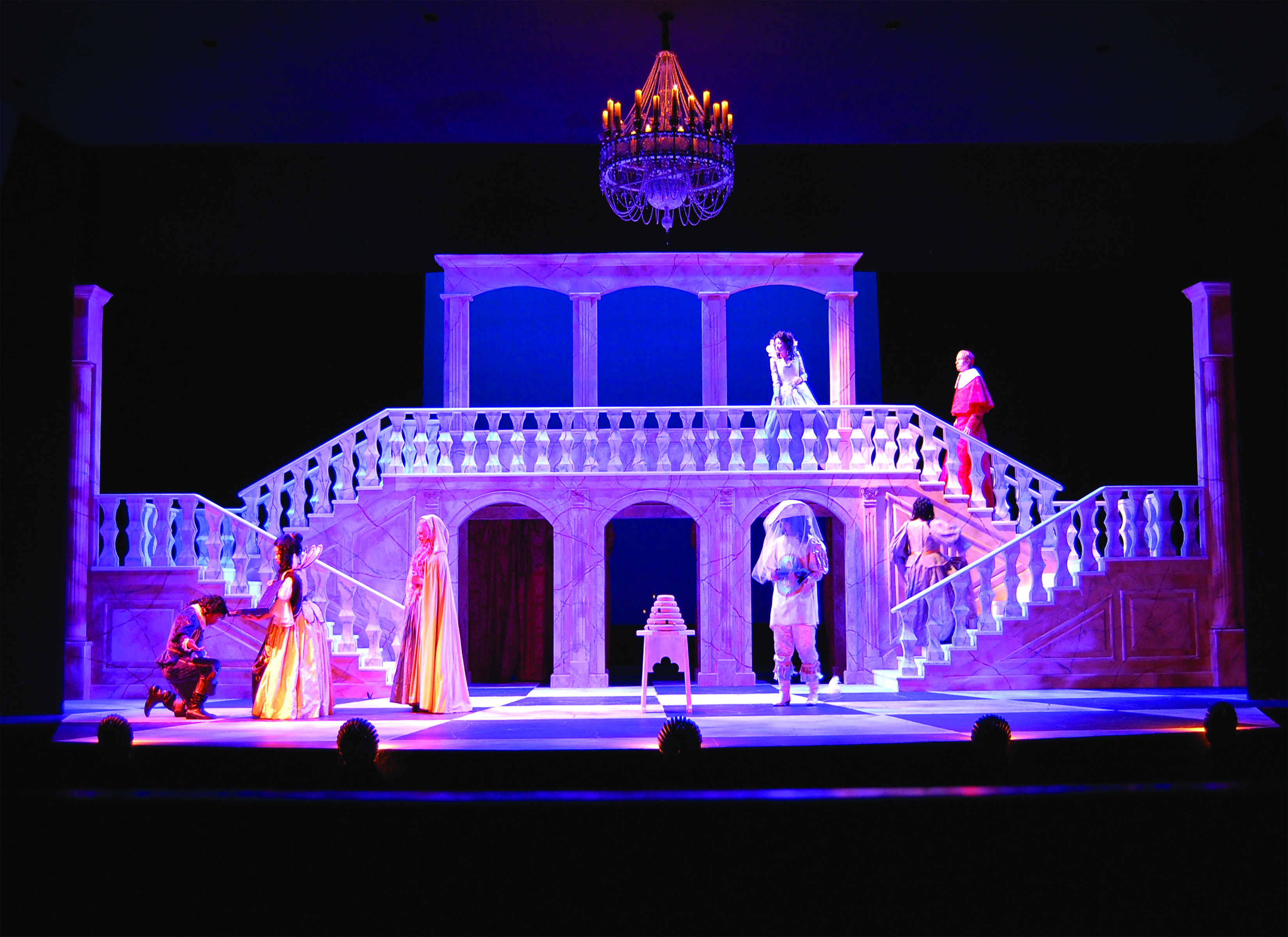SIU Theater uses LED lighting for campus productions
