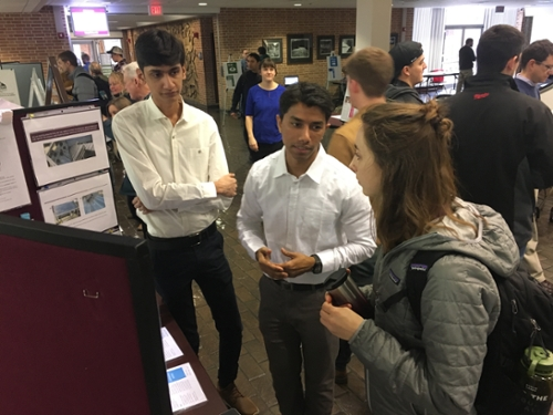 Salukis explore Water and Sanitation options